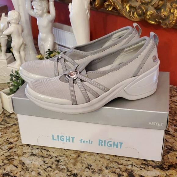 Bzees Melody Slip On Shoes W Cloud Tech